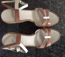 Armani Collezioni Platform Sandals multicolored