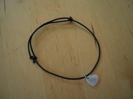 Cinque Bracelet black-white