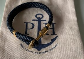Paul Hewitt Bracelet gold-colored-blue