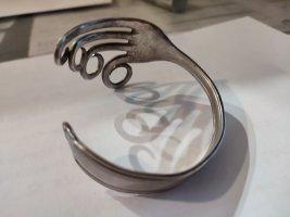 weiss nicht Bracelet en argent argenté