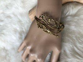 Handmade Bangle bronze-colored-gold-colored