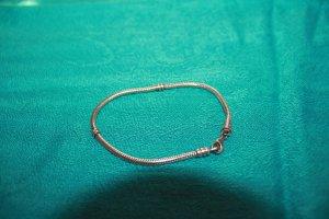 Armband aus Silber Silberarmband Kordelarmband 925 Sterling Silber