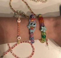selfmade Braccialetto dell'amicizia multicolore