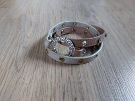 Armband beige-licht beige