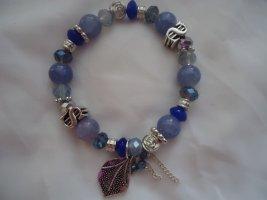 Armband flexibel lila