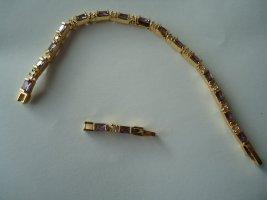Armband lila Modeschmuck