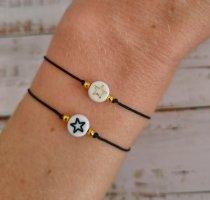 Armband mit goldfarbenem Stern NEU und größenverstellbar