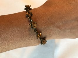Armband mit Zirkonia steinen und Rosen