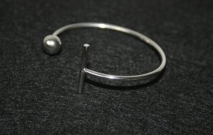 Sweet Deluxe Bracelet silver-colored