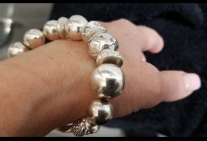 Pilgrim Armband zilver