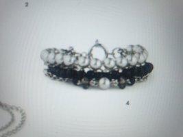 Pippa & Jean Armband zilver