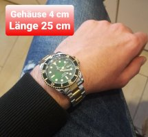 SmD Analog Watch multicolored