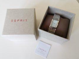 Esprit Reloj con pulsera metálica color plata
