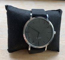 Armbanduhr schwarz SHEIN neu