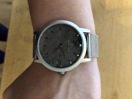 abbott lyon Montre avec bracelet métallique argenté-gris