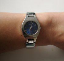 Fossil Montre avec bracelet métallique argenté