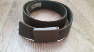 Fabric Belt olive green