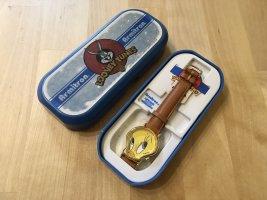 Armitron Armbanduhr Looney Tunes Tweety, Limited Edition, RAR NEU