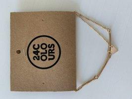 24Colours Bracelet gold-colored