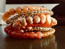 Apart Fashion Armband met parels veelkleurig