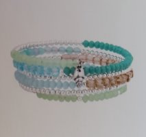Pippa & Jean Bangle veelkleurig