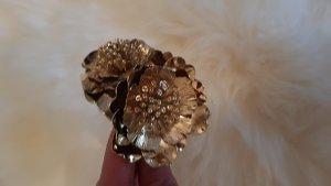 HM Brazalete de oro color oro