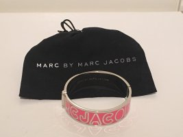 Armreif in silber/pink von Marc by Marc Jacobs