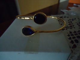 Bangle gold-colored-dark blue