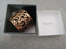 Oro Vivo Bangle rose-gold-coloured