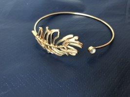 Bijou Brigitte Mouwband goud