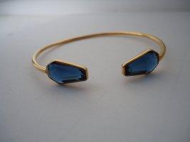 Sztywna bransoletka niebieski