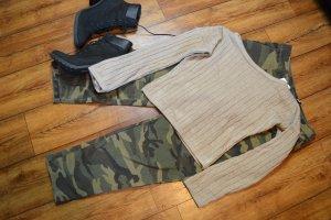 Army Loose Fit Pants Nakd 38 Neu