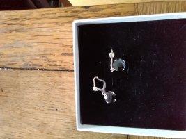 Art Deco Ohrringe 975 Silber