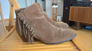 ASH Western Booties multicolored