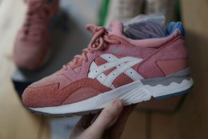 Asics Gel 5 'Rosé Gold'
