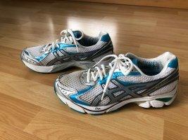 Asics Chaussures à lacets multicolore matériel synthétique