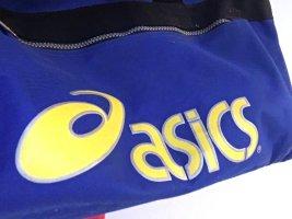 Asics Sac de sport jaune-bleu