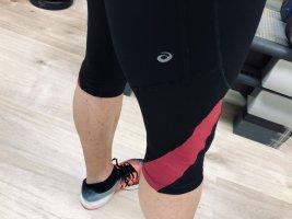 Asics Pantalon de sport multicolore