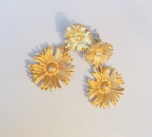 Asos Ear stud gold-colored