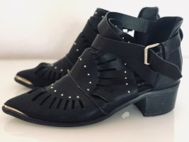Boohoo Ankle Boots black