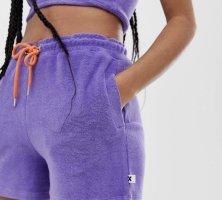 Asos Short lilas-violet