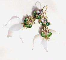 Asos Orecchino a pendente multicolore