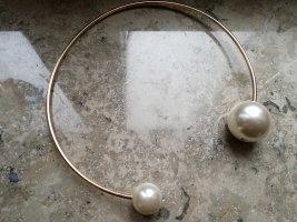 Asos Halskette Perlen Statement