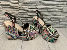 Asos Shoes High Heels multicolored
