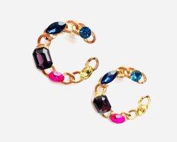 Asos Ear stud multicolored
