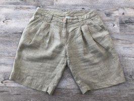 Aspesi Leinen Shorts Leinenhose