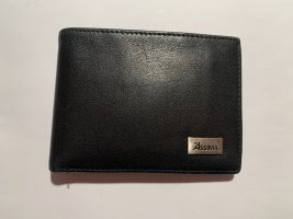 Assima Wallet black leather
