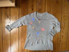 bpc bonprix collection Jersey holgados gris claro-gris