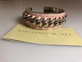 Stella McCartney Armlet pink-silver-colored