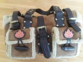 Mulberry Handbag multicolored leather